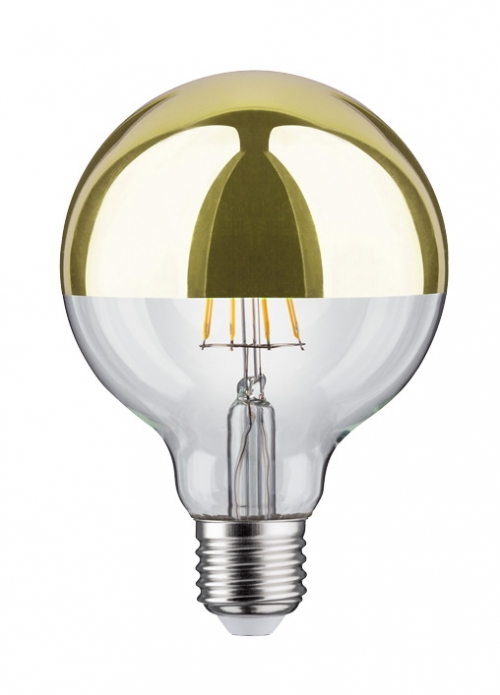 LED žárovka ARLI Gold (Ø125 mm)