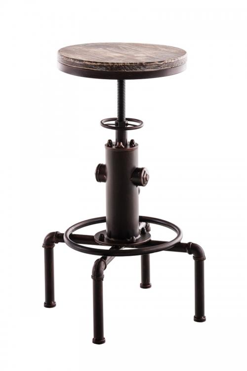 Kovov barov stoli ky z nerezovej ocele design for Barhocker industrie